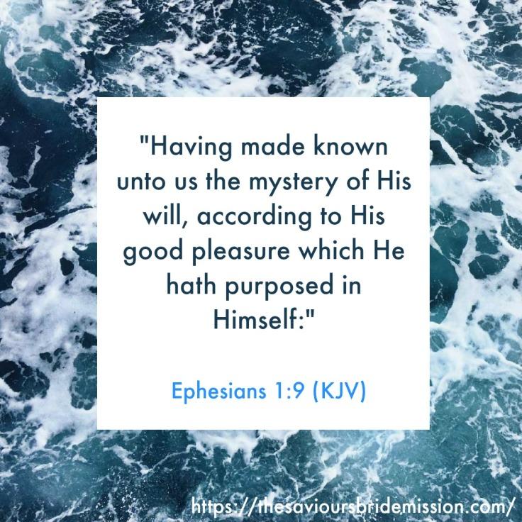 Ephesians1vs9