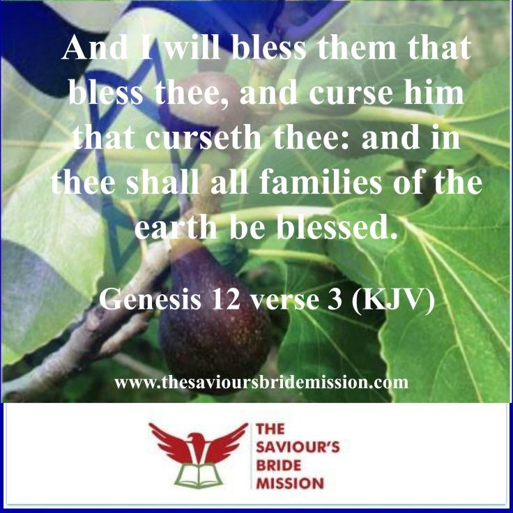 Genesis 12 verse 3