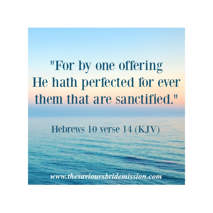 Hebrews 10vs14